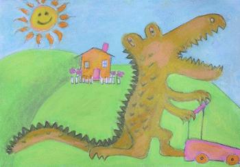 jolly croc